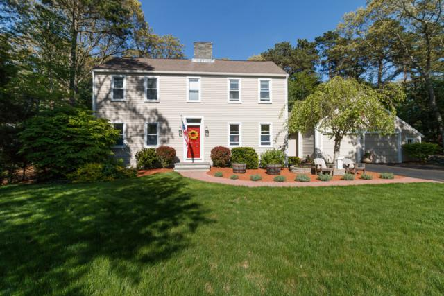 2 Partridge Path, East Sandwich, MA 02537 (MLS #21803665) :: Bayside Realty Consultants
