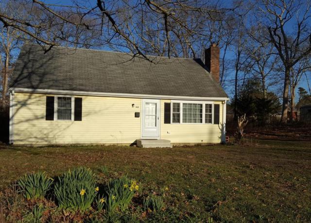 160 Hinckley Road, Hyannis, MA 02601 (MLS #21803702) :: ALANTE Real Estate