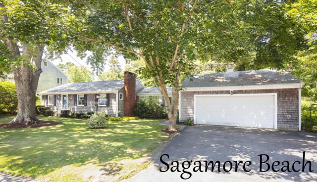 149 Standish Road, Sagamore Beach, MA 02562 (MLS #21805157) :: ALANTE Real Estate