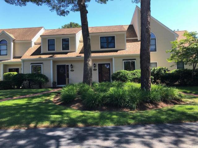 34 Shellback Way E34, Mashpee, MA 02649 (MLS #21805357) :: ALANTE Real Estate
