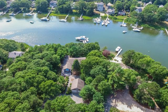 145 Seapit Road, Waquoit, MA 02536 (MLS #21805378) :: Rand Atlantic, Inc.