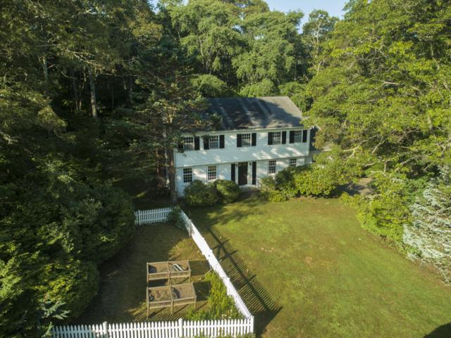 92 Mccallum Drive, Sippewissett, MA 02540 (MLS #21805431) :: Rand Atlantic, Inc.