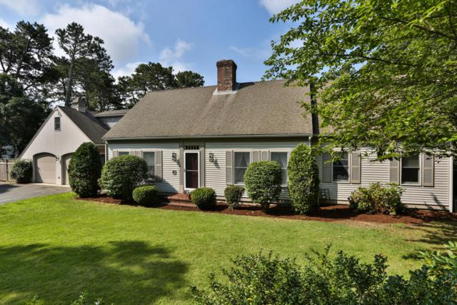 160 Owl Pond Road, Brewster, MA 02631 (MLS #21805968) :: Bayside Realty Consultants