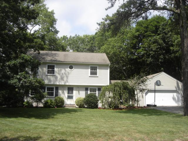 99 Turtleback Road, Marstons Mills, MA 02648 (MLS #21805970) :: Bayside Realty Consultants