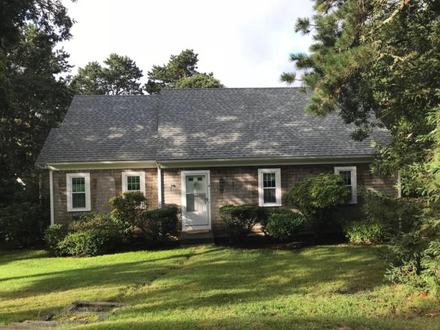 4 Stage Coach Road, Harwich, MA 02645 (MLS #21807186) :: ALANTE Real Estate
