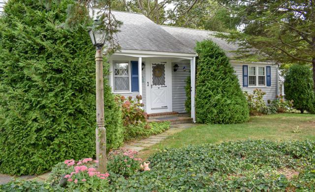 28 Arrowhead Drive, West Dennis, MA 02670 (MLS #21807192) :: Rand Atlantic, Inc.