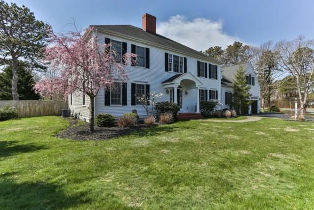 4 Quiet Street, East Sandwich, MA 02537 (MLS #21808233) :: Bayside Realty Consultants