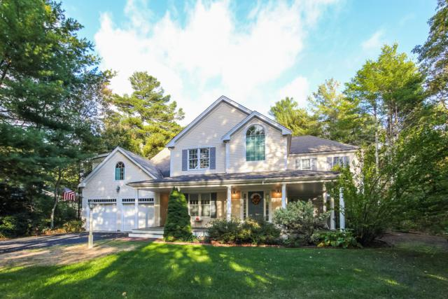 16 Wiley Post Lane, East Falmouth, MA 02536 (MLS #21808269) :: Rand Atlantic, Inc.