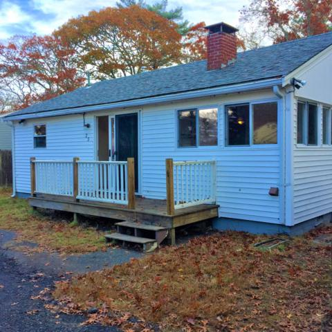 23 Plymouth Avenue, East Wareham, MA 02538 (MLS #21808453) :: Bayside Realty Consultants