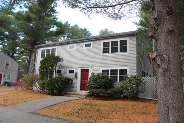 3040 Falmouth Road Unit A4, Osterville, MA 02655 (MLS #21808641) :: Bayside Realty Consultants