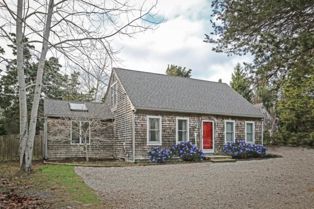 130 Helm Road, Eastham, MA 02642 (MLS #21808791) :: Bayside Realty Consultants