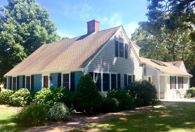 95 Sparrowhawk Lane, Eastham, MA 02642 (MLS #21808915) :: Bayside Realty Consultants