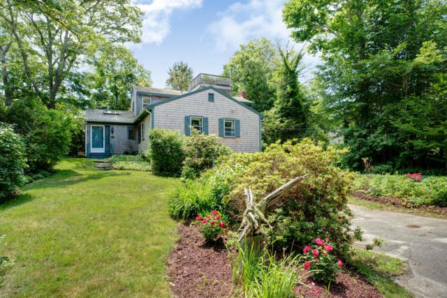 9 Strawberry Hill Road, Woods Hole, MA 02543 (MLS #21901204) :: Rand Atlantic, Inc.