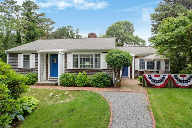 39 W Wing Boulevard, East Sandwich, MA 02537 (MLS #21902456) :: Kinlin Grover Real Estate
