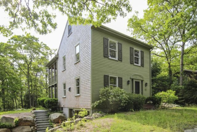 55 Ridgeview Drive, West Falmouth, MA 02574 (MLS #21902856) :: Kinlin Grover Real Estate