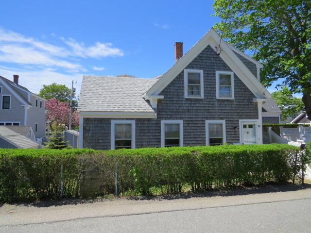 28 Conant Street, Provincetown, MA 02657 (MLS #21903666) :: Rand Atlantic, Inc.