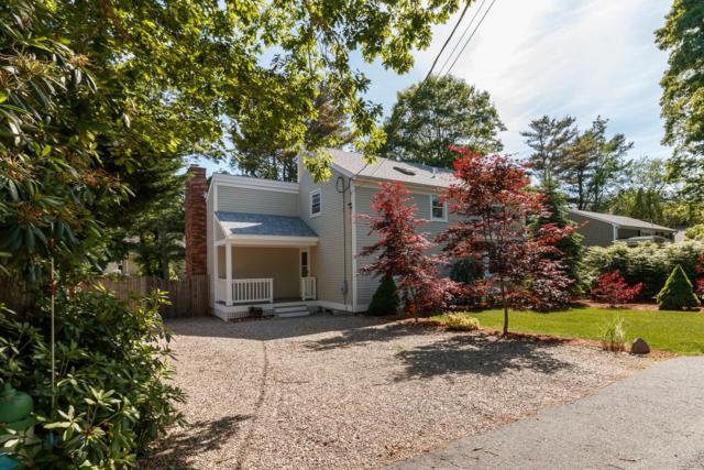 11 Ashley Drive, East Falmouth, MA 02536 (MLS #21903803) :: Kinlin Grover Real Estate