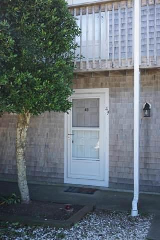 132 Shore Road #49, North Truro, MA 02652 (MLS #21906945) :: Rand Atlantic, Inc.