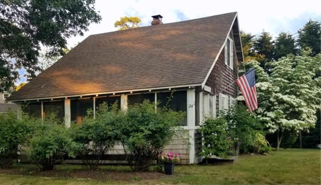 24 Hinckley Road, Brewster, MA 02631 (MLS #21908031) :: Rand Atlantic, Inc.