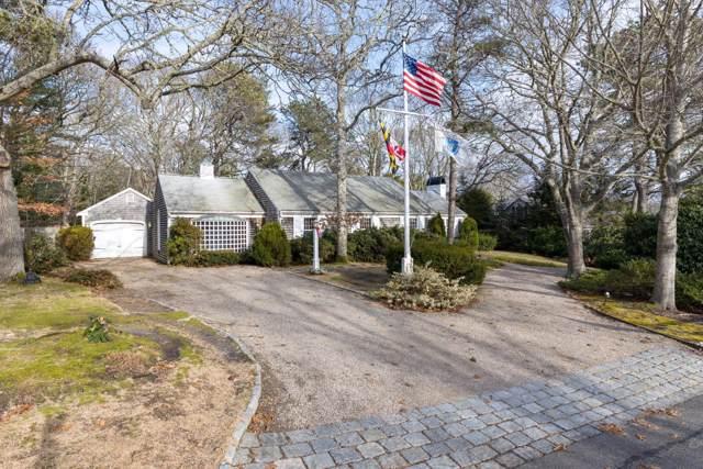 807 Riverview Drive, Chatham, MA 02633 (MLS #21908354) :: Rand Atlantic, Inc.