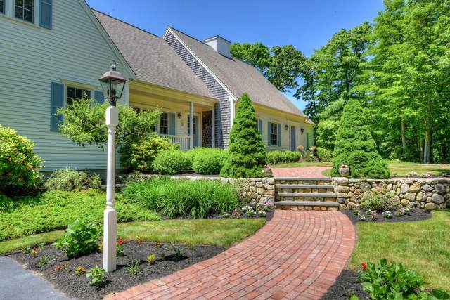 15 Lost Meadows Road, East Sandwich, MA 02537 (MLS #21908428) :: EXIT Cape Realty