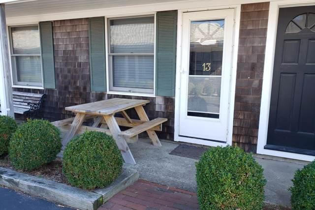 953 Commercial Street #13, Provincetown, MA 02657 (MLS #22000008) :: Rand Atlantic, Inc.