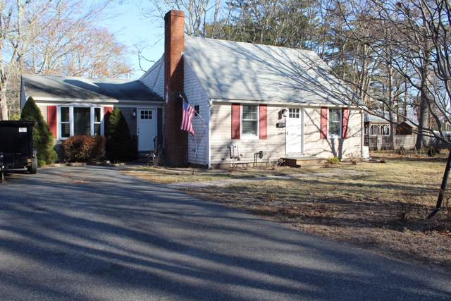 28 Nickerson Street, East Falmouth, MA 02536 (MLS #22000256) :: Rand Atlantic, Inc.