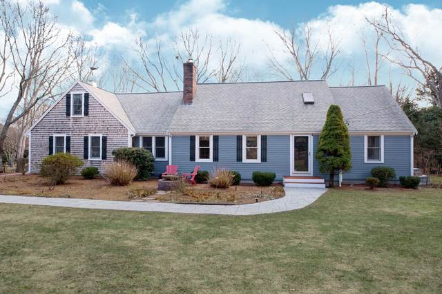 6 Ploughed Neck Road, East Sandwich, MA 02537 (MLS #22000818) :: Kinlin Grover Real Estate