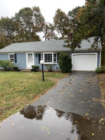 39 Swift Brook Road, South Yarmouth, MA 02664 (MLS #22000874) :: Kinlin Grover Real Estate