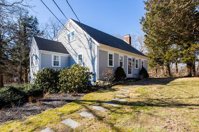 521 Main Street, West Barnstable, MA 02668 (MLS #22000888) :: Kinlin Grover Real Estate