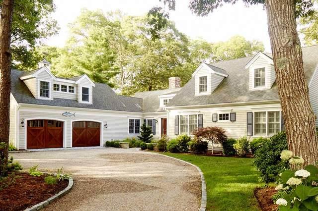 19 Mayflower Lane, Osterville, MA 02655 (MLS #22000919) :: Kinlin Grover Real Estate