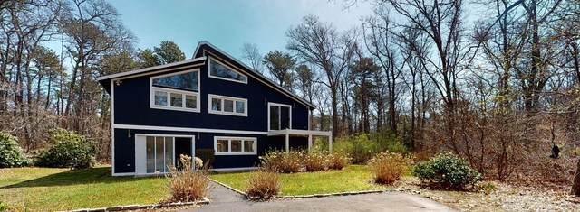 149 Wheeler Road, Mashpee, MA 02649 (MLS #22001013) :: Leighton Realty