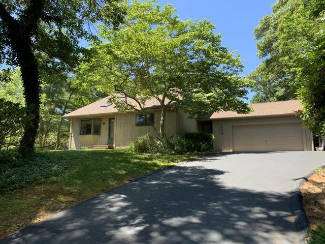 9 Ironwood Lane, North Falmouth, MA 02556 (MLS #22001295) :: Leighton Realty