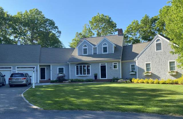 6 Holly Berry Drive, Sandwich, MA 02563 (MLS #22001313) :: EXIT Cape Realty