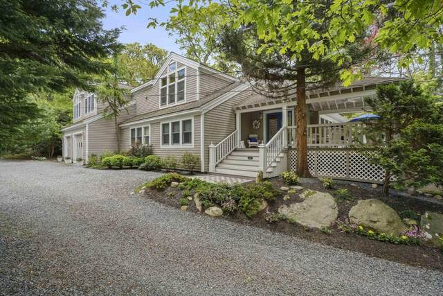 825 W Falmouth Highway, West Falmouth, MA 02574 (MLS #22001423) :: Rand Atlantic, Inc.