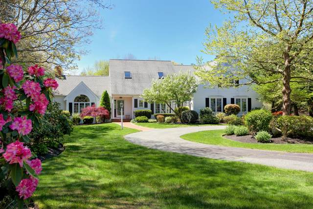 81 Farm Valley Road, Osterville, MA 02655 (MLS #22001524) :: EXIT Cape Realty