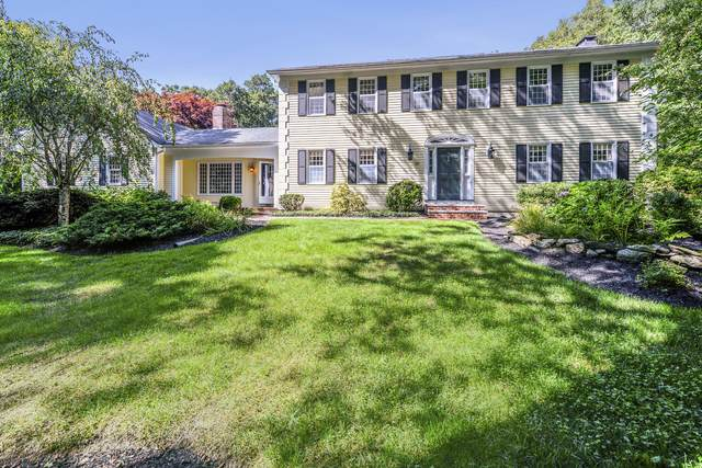 87 Olde Knoll Road, Marion, MA 02738 (MLS #22001626) :: Leighton Realty