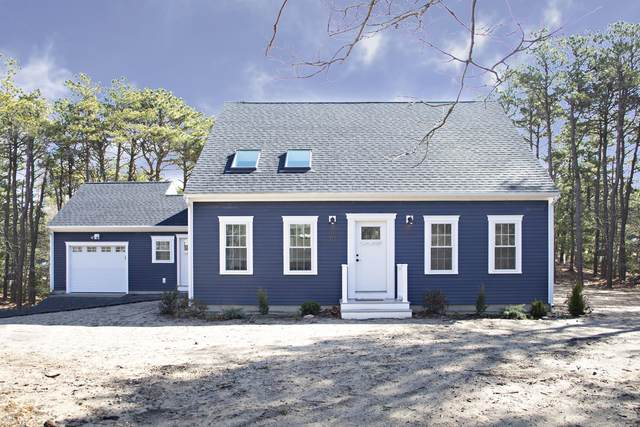 70 Gingerplum Lane, Eastham, MA 02642 (MLS #22001979) :: Leighton Realty