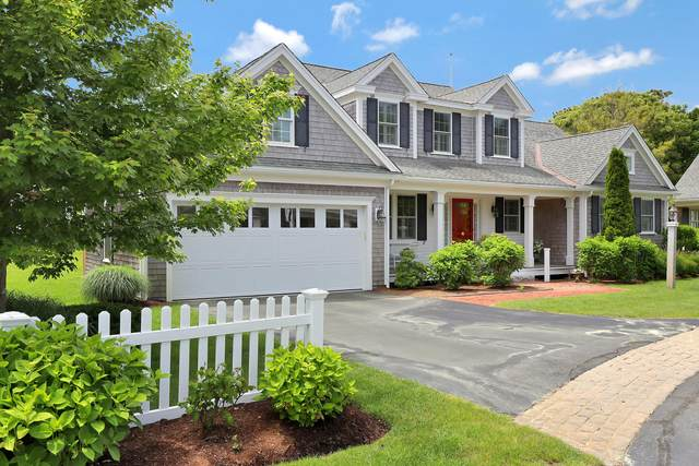 28 Seacrest Village Lane, Chatham, MA 02633 (MLS #22002134) :: Kinlin Grover Real Estate