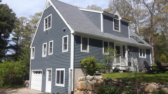 128 Blacksmith Shop Road, West Falmouth, MA 02574 (MLS #22002317) :: Rand Atlantic, Inc.