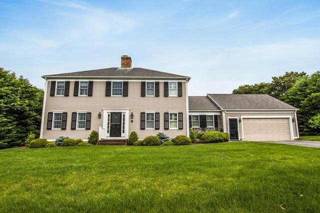 31 Parliament Drive, Chatham, MA 02633 (MLS #22004235) :: EXIT Cape Realty