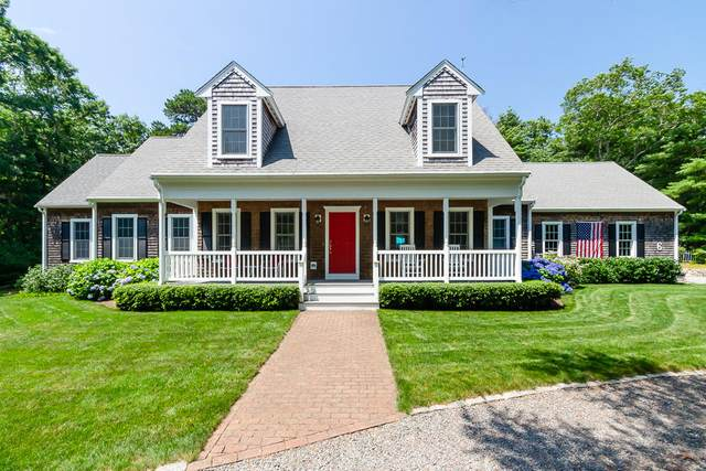 6 Boathouse Drive, Wareham, MA 02571 (MLS #22004678) :: EXIT Cape Realty