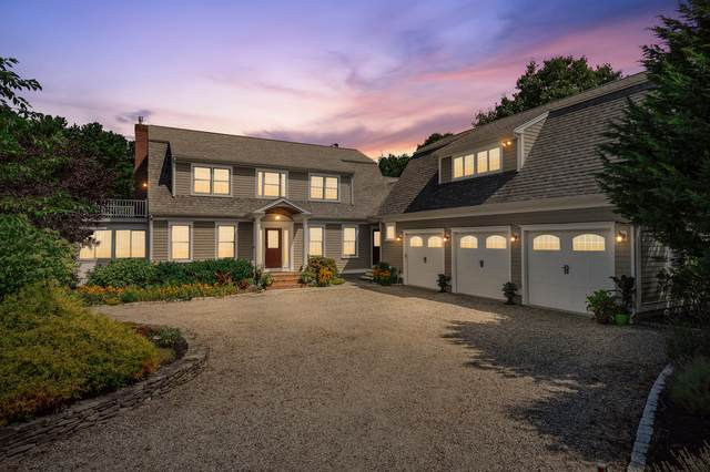 5 Norse Pines Drive, East Sandwich, MA 02537 (MLS #22005030) :: Leighton Realty