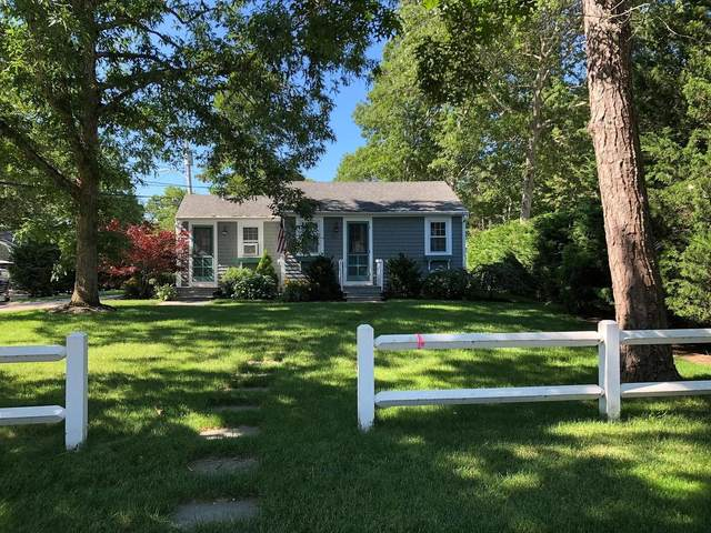 157 Wading Place Road, Popponesset, MA 02649 (MLS #22005300) :: Kinlin Grover Real Estate
