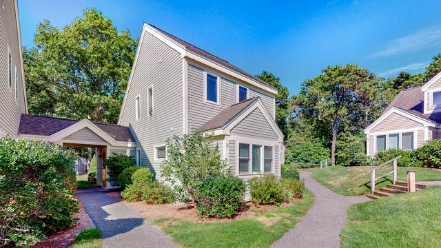 72 Howland Circle, Brewster, MA 02631 (MLS #22005922) :: Leighton Realty