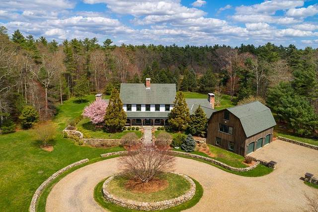 30 Vaughan Hill Road, Rochester, MA 02770 (MLS #22006032) :: Kinlin Grover Real Estate