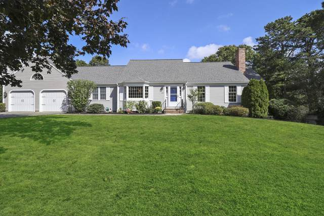 190 Blue Rock Road, South Yarmouth, MA 02664 (MLS #22006721) :: EXIT Cape Realty