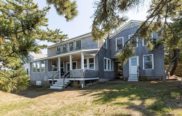 44 Gosnold Road, Woods Hole, MA 02543 (MLS #22006741) :: Rand Atlantic, Inc.