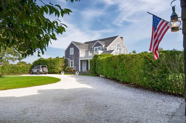 6 Moors End Lane, Nantucket, MA 02554 (MLS #22007101) :: EXIT Cape Realty