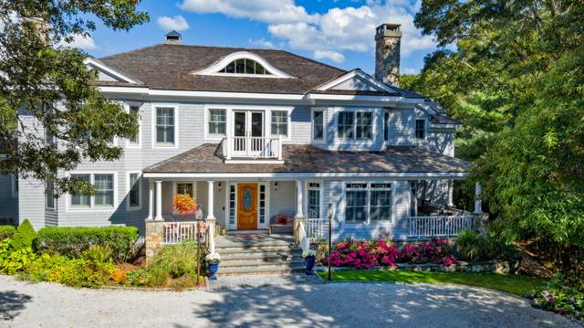 212 Meadow Neck Road, East Falmouth, MA 02536 (MLS #22007283) :: Leighton Realty